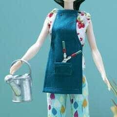 Barbie Apron