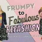 Thrift Flip: 2 Refashions Make 1 Fab Diy Outfit!