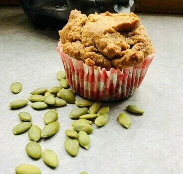 Don't miss out if you follow a gluten free lifestyle  .  Free tutorial with pictures on how to bake a pumpkin muffin in under 45 minutes using unsalted butter, dates, and allspice. Inspired by vegetarian and gluten free. Recipe posted by Raven.  in the Recipes section Difficulty: Easy. Cost: Cheap. Steps: 7