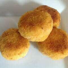 Turkey Cakes