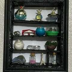 Diy Shadow Box shelf
