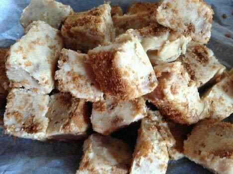 .  Free tutorial with pictures on how to make fudge in under 15 minutes by cooking with biscoff biscuits, white chocolate, and butter. Recipe posted by Super Madcow.  in the Recipes section Difficulty: Easy. Cost: Cheap. Steps: 6