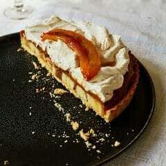 Miso Caramel Banoffee Pie
