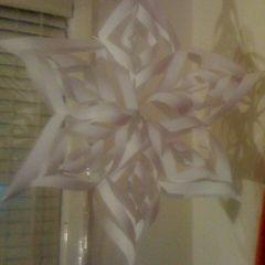 I Successfully Made A Beautiful Snowflake!