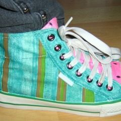 Watermellon Converse :P