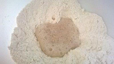 How to bake a roll or bun. Aberdeen Butteries (Rowie) - Step 3