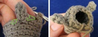 How to make a lamb / sheep plushie. Bobble Sheep - Step 1