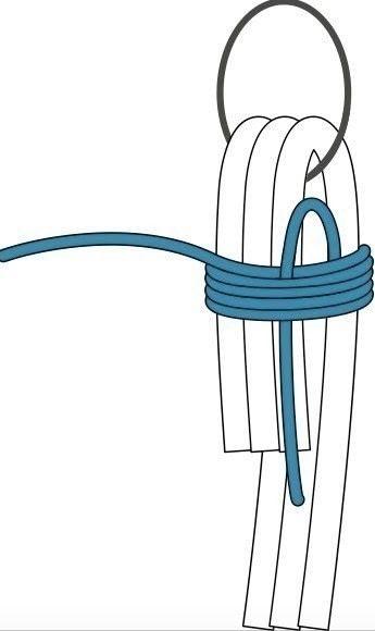 How to braid a friendship bracelet. How To Braid - Step 15