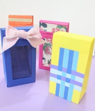 How to make a gift bag. How To Make A Goody Bag? - Step 5
