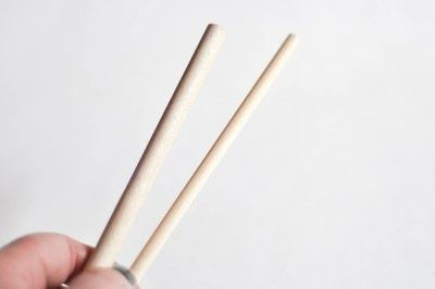 How to make a hair stick. Personalized Hair Sticks - Step 1