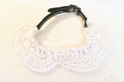 How to make a pet collar/leash. Peter Pan Cat Collar - Step 10