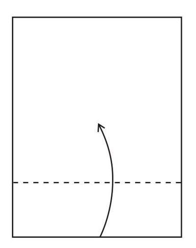 How to make a bound book.  Custom Bound Books - Step 1