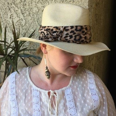 How to make a hat. Personalize Your Hat - Step 7