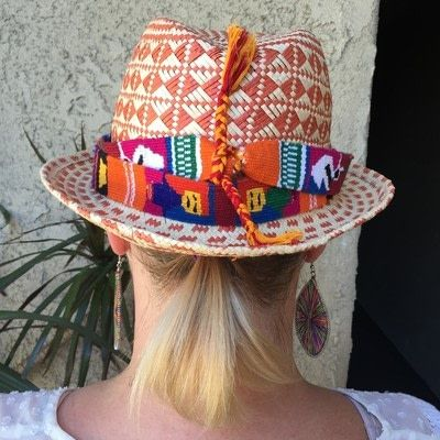 How to make a hat. Personalize Your Hat - Step 9