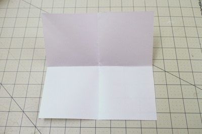 How to fold an origami box. Origami Bakery Boxes - Step 2