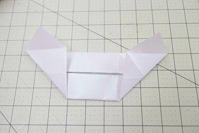 How to fold an origami box. Origami Bakery Boxes - Step 9