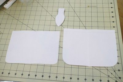 How to make a sewing machine covers. Cat Ear Sewing Machine Cover - Step 6