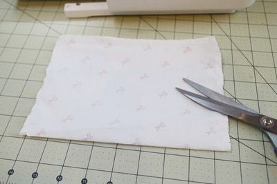 How to make a sewing machine covers. Cat Ear Sewing Machine Cover - Step 8