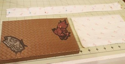 How to make a sewing machine covers. Cat Ear Sewing Machine Cover - Step 12