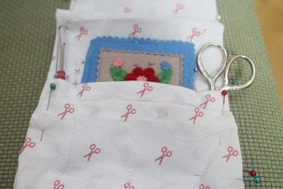 How to make a sewing machine covers. Cat Ear Sewing Machine Cover - Step 31