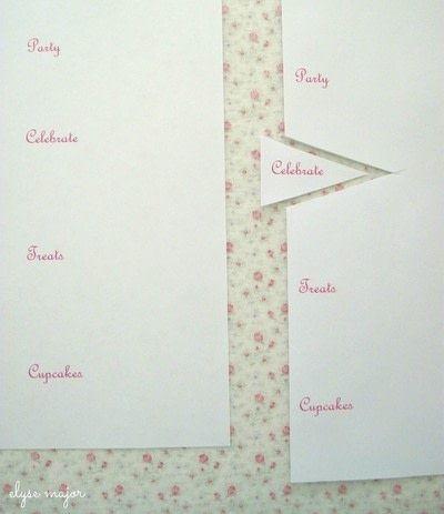 How to make decorative tablewear. Tinkered Toothpicks - Step 2