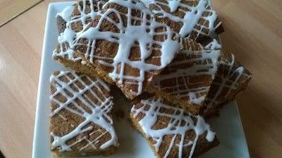 How to bake a brownie. Blondies - Step 6