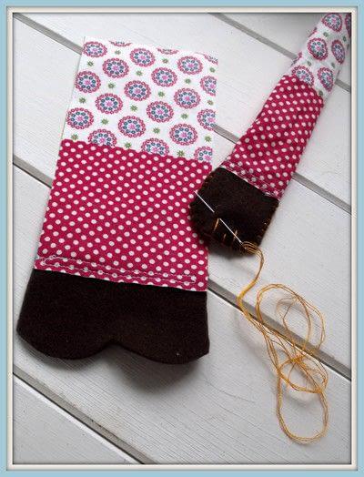 How to make a fox plushie. Sweet Little Fox Doll - Step 2