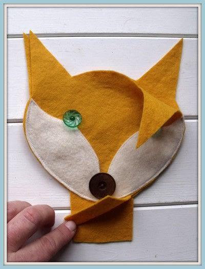 How to make a fox plushie. Sweet Little Fox Doll - Step 5