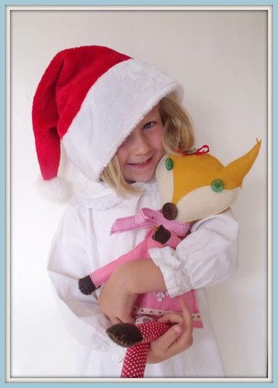 How to make a fox plushie. Sweet Little Fox Doll - Step 8