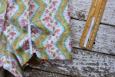 How to sew baby trousers. Shelling Shorties - Step 4