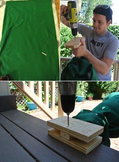 How to make a plant plushie. Make A Giant Cactus - Step 5
