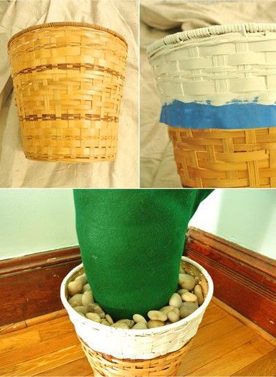 How to make a plant plushie. Make A Giant Cactus - Step 6