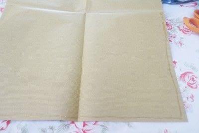 How to make a gift bag. Lucky Bag - Step 1