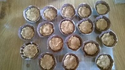 How to make a peanut butter cup. Peanut Butter Cups - Step 5