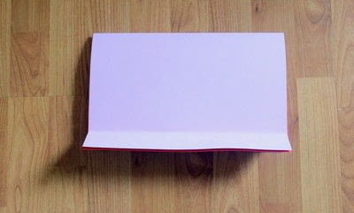 How to make an envelope. How To Make A Flap Envelope! - Step 2