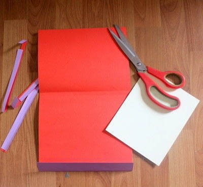 How to make an envelope. How To Make A Flap Envelope! - Step 5