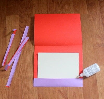 How to make an envelope. How To Make A Flap Envelope! - Step 6