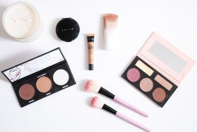 natural pink makeup look tutorial · how to create a pink