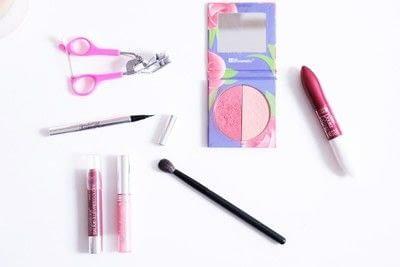 How to create a pink eye makeup look. Natural Pink Makeup Look Tutorial - Step 2