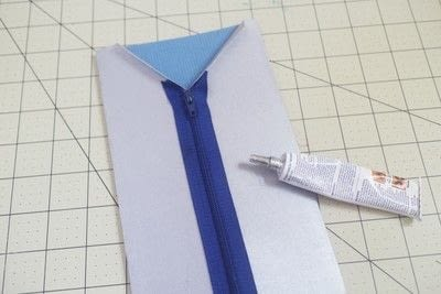How to make  an embellished card. Superhero Boyfriend Card - Step 5