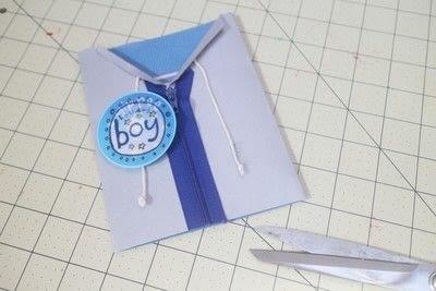 How to make  an embellished card. Superhero Boyfriend Card - Step 11