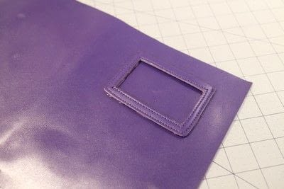 How to make a leather journal. Satchel Notebook - Step 12