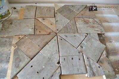 How to make a piece of seasonal decor. Diy Fall Decor   Using Scrap Wood - Step 1