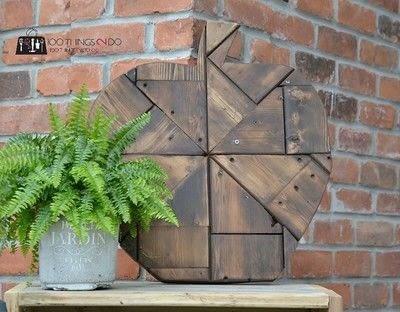 How to make a piece of seasonal decor. Diy Fall Decor   Using Scrap Wood - Step 6