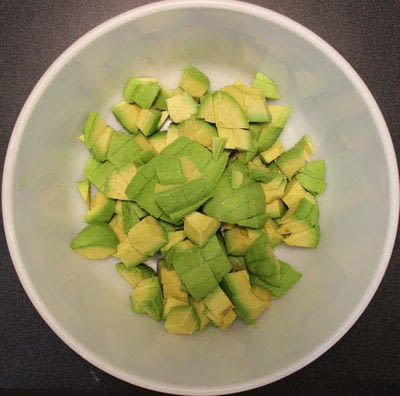 How to make guacamole. The Best Guacamole - Step 1