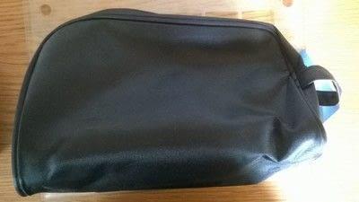 How to make an embellished pouch. Embellished Wash Bag - Step 1