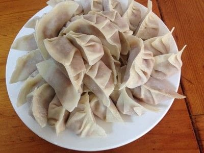How to cook a dumpling. Teriyaki Chicken Gyoza - Step 6