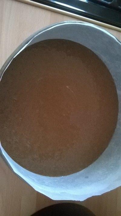 How to bake a chocolate cake. Malteser Cake - Step 5