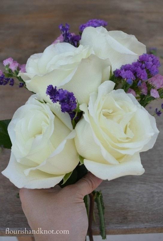 Cascade Bridal Bouquet Instructions : Diy cascade bouquet ? how to make a other on cut