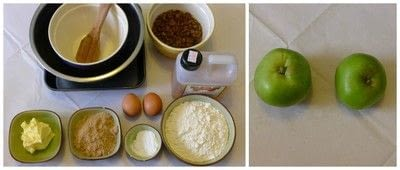 How to bake an apple cake. Somerset Cider And Apple Cake - Step 1